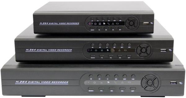 видеорегистратор для IP камер видеонаблюдения