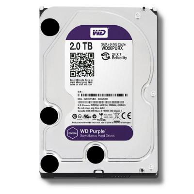HDD 2Тб WD Purple Western Digital WD20PURX.