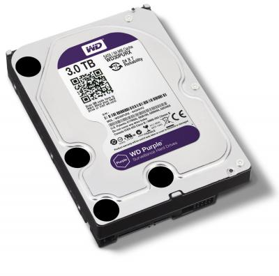 HDD 3Тб WD Purple Western Digital WD30PURX.