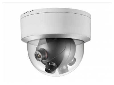 Уличная IP-камера с 4-мя 2Мп сенсорами Hikvision DS-2CD6986F-H (5 mm х 4)